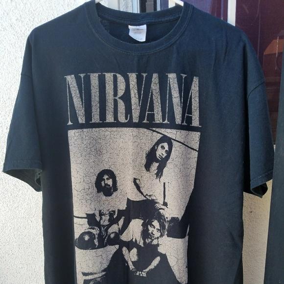 bbe67ffad Shirts | Vintage Nirvana Tshirt | Poshmark